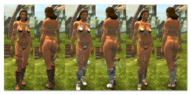 Female Clothing Pack | The