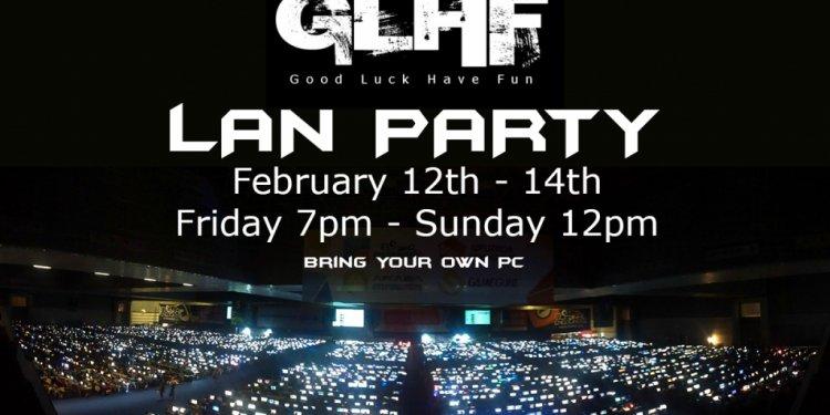 GLHF LAN