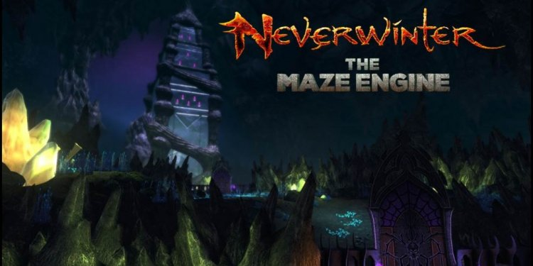The Maze Engine: Drops May 3rd