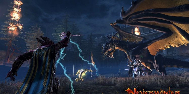 Neverwinter arrives on the