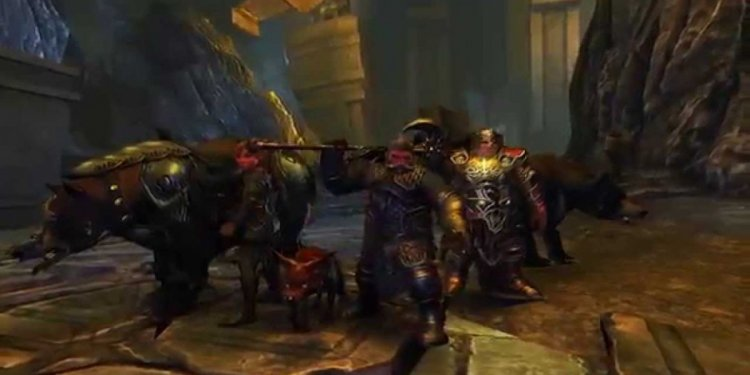 Video for Neverwinter for