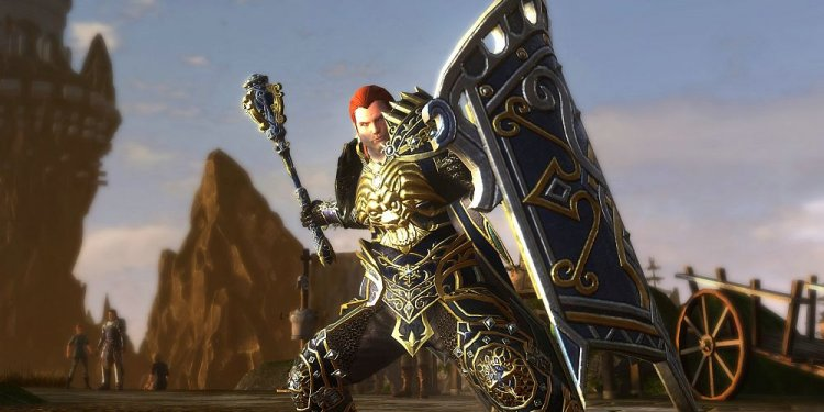 Neverwinter MMO arrives on