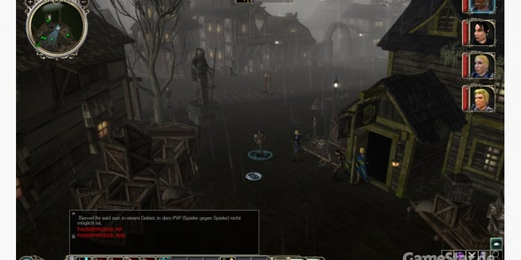 Neverwinter nights 2 mysteries