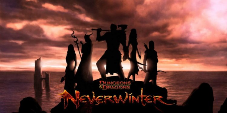 Neverwinter release details