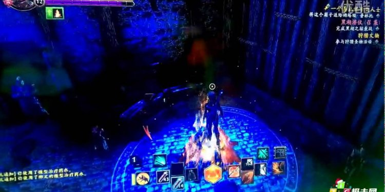 Neverwinter Xbox One Gameplay