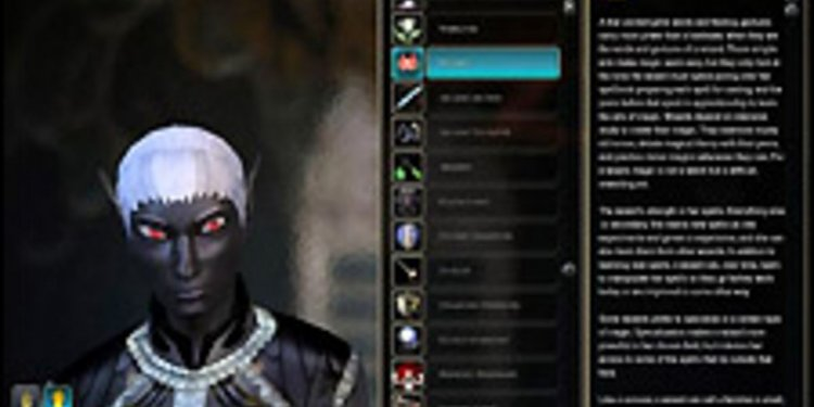 NWN2 elite races, prestige