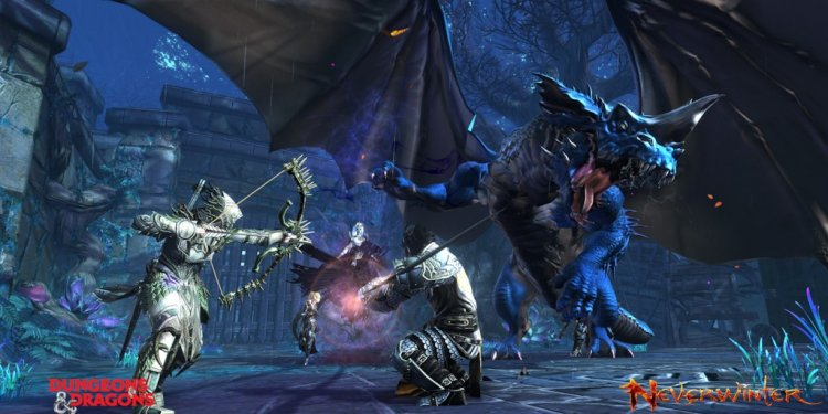 Neverwinter Nights Release date