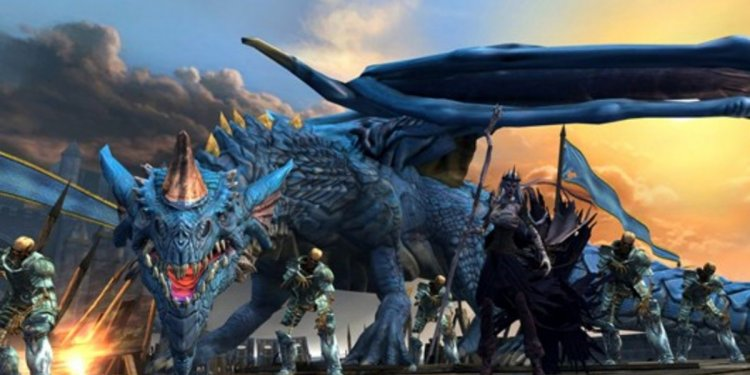 Neverwinter Dragons