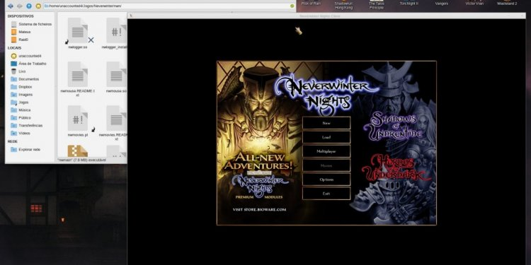 Neverwinter Linux