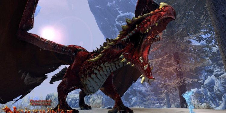 Dragons Neverwinter