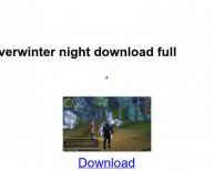 Neverwinter Nights 2 Save game Editor Download