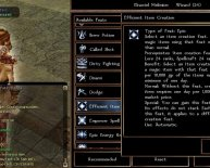 Neverwinter Nights feats